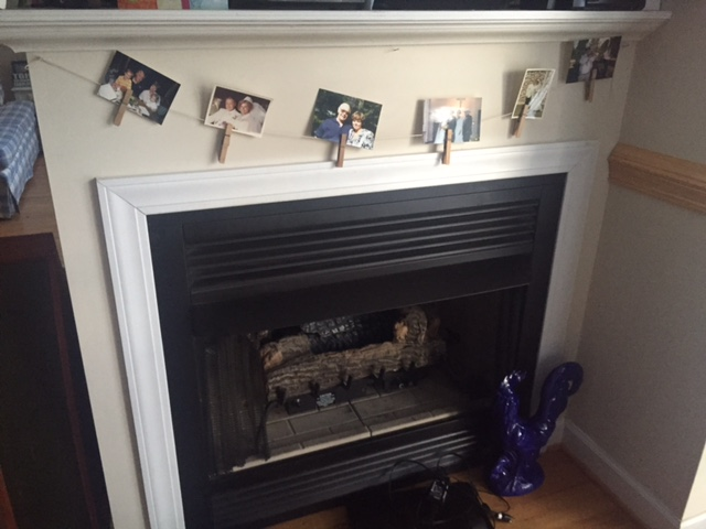 dad fireplace